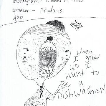 dishwasher by vocalMOD