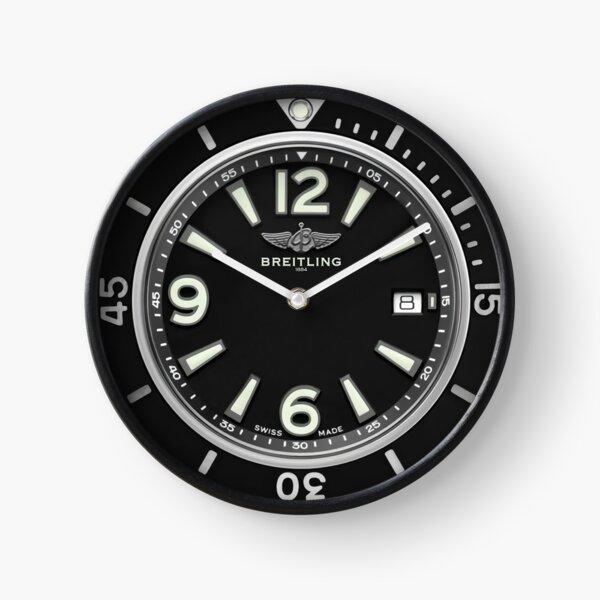 SUPEROCEAN Automatic 36 - Black Dial Clock