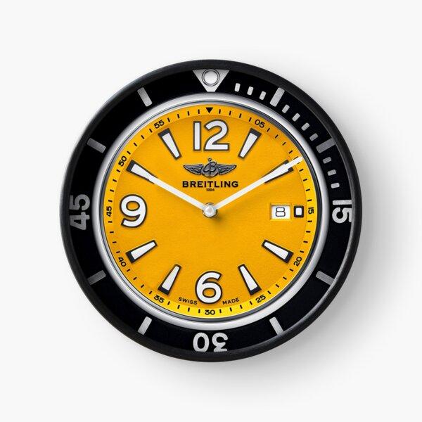SUPEROCEAN Automatic 36 - Yellow Dial Clock