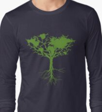 Earth Tree Classic Long Sleeve T-Shirt