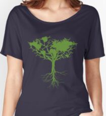 Earth Tree Classic Women's Relaxed Fit T-Shirt