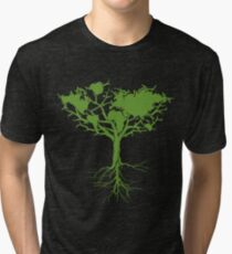 Earth Tree Classic Tri-blend T-Shirt