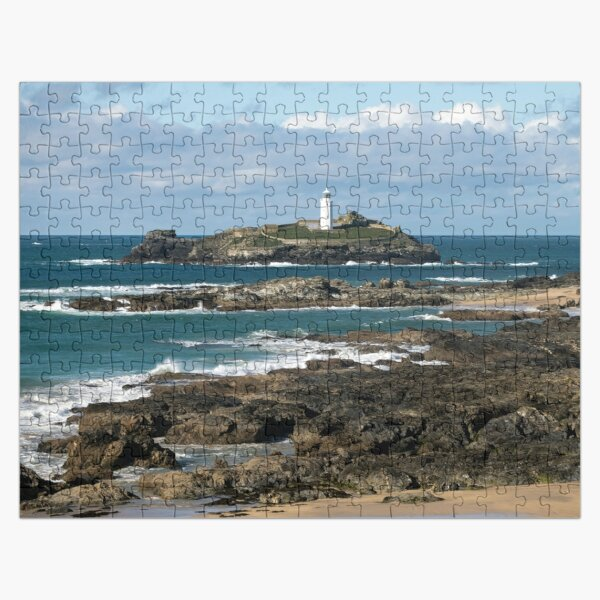 Classic Godrevy Jigsaw Puzzle