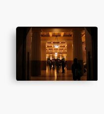 American Museum of Natural History Canvas Print