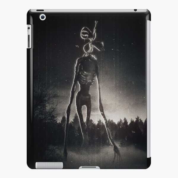 Siren Head iPad Snap Case