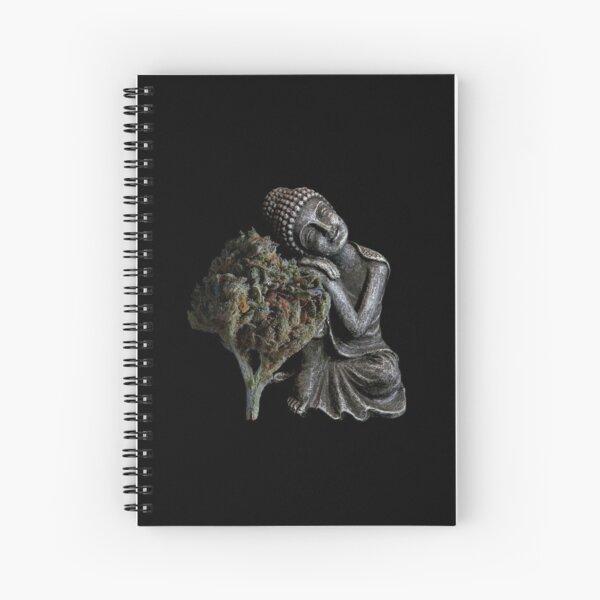 WiFi Buddha (Notebook) Spiral Notebook