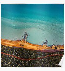Broome Coastline Poster