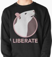 Liberate (Rat) Pullover