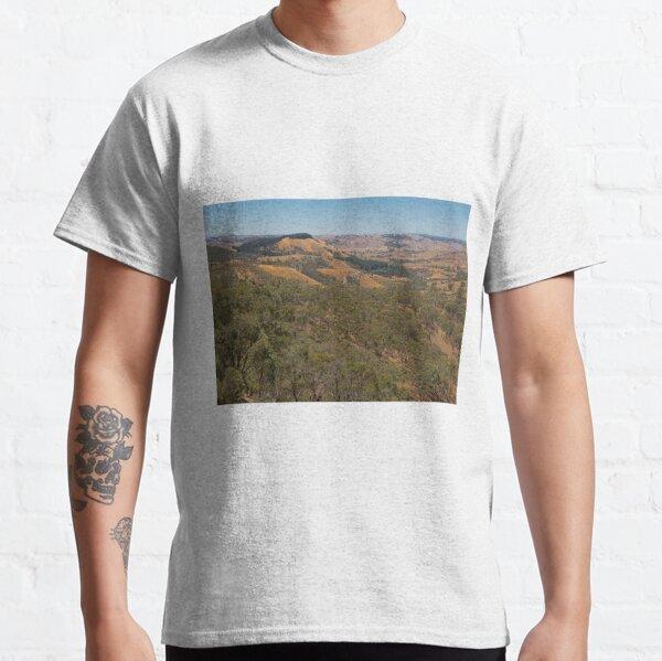 Murchison's Gap, Victoria, Australia Classic T-Shirt