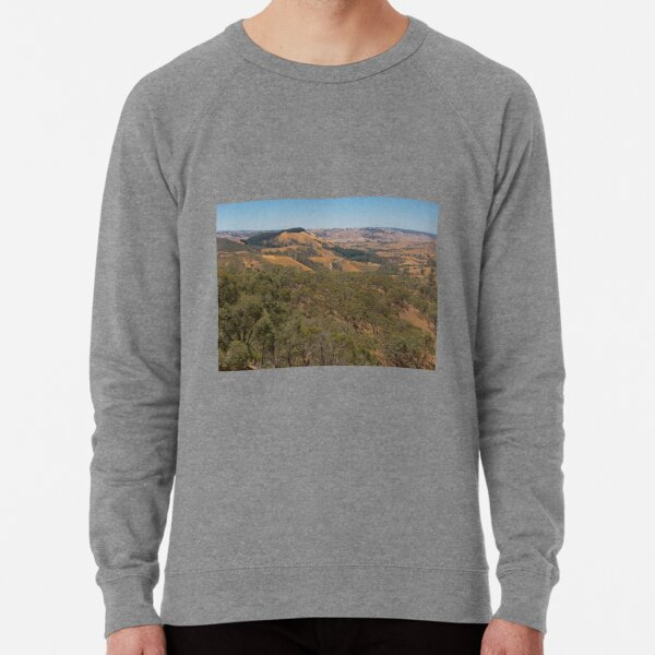 Murchison's Gap, Victoria, Australia Lightweight Sweatshirt