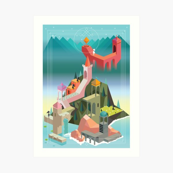 One Special Day Monument Valley Art Print