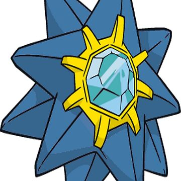 Shiny Starmie by SybawavesGirl