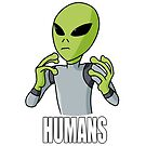 HUMANS! by Chris Bryer