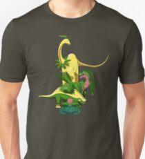 Pokesaurs - Grassiosaurs Unisex T-Shirt