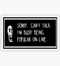Undertale: Papyrus Sticker