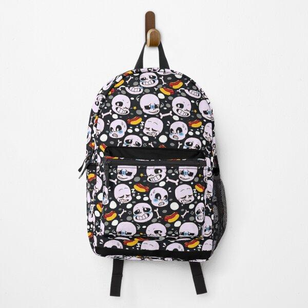 Undertale pattern Sans Backpack