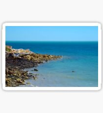 A Nightcliff sea view Sticker