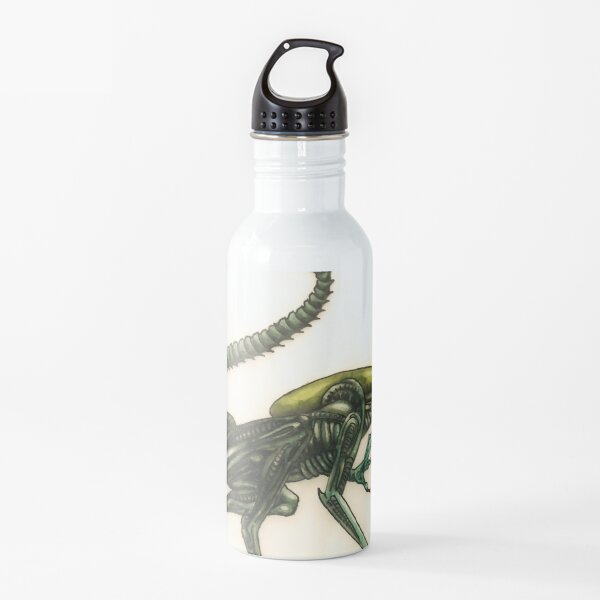 Alien Dog Xenomorph  Water Bottle