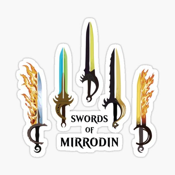 Épées de Mirrodin Sticker