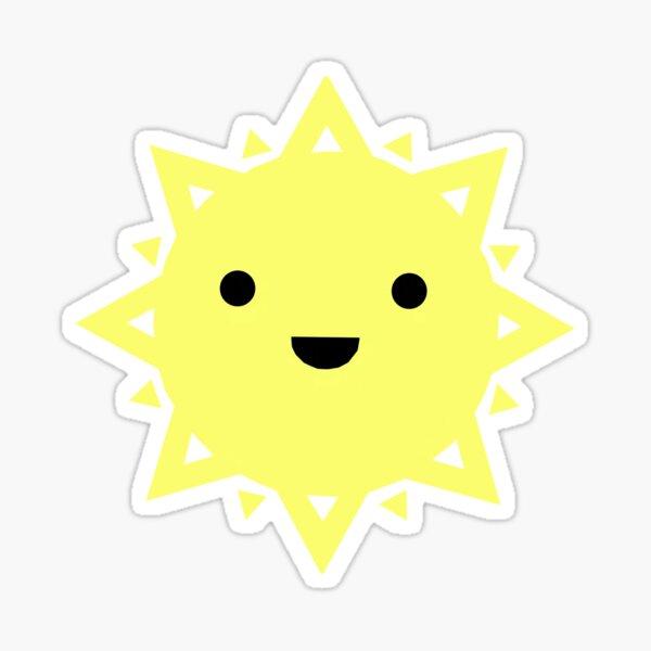 Sun JSAB Sticker