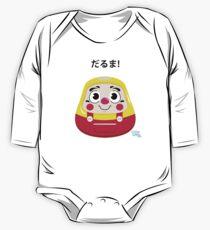 Daruma Kid One Piece - Long Sleeve