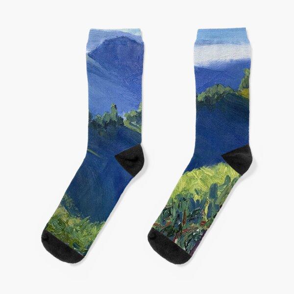 Natures Vineyard Socks
