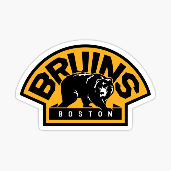 Bruins-Boston Sticker