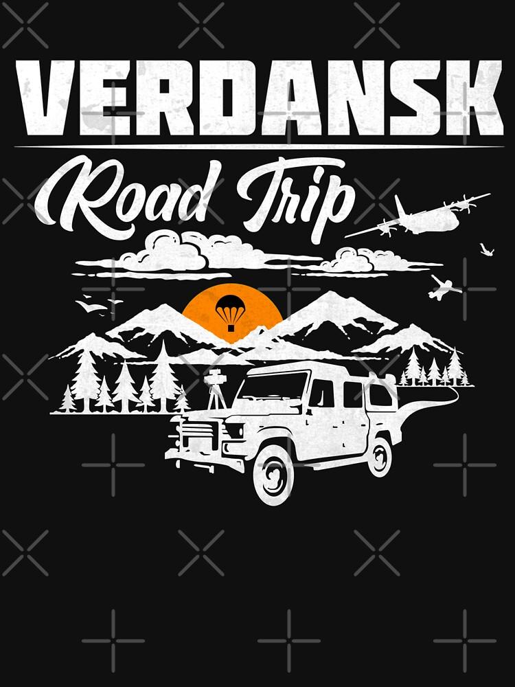 Warzone/Verdansk Road Trip by DragonGFX