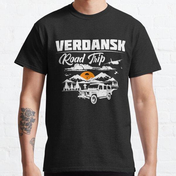 Road trip Warzone / Verdansk T-shirt classique