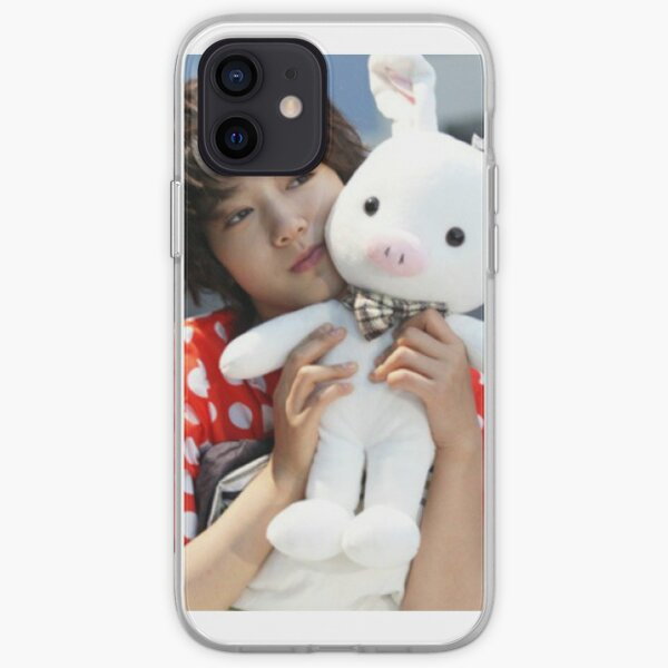 Go Mi Nam and the Pig-Rabbit - You're Beautiful iPhone Soft Case