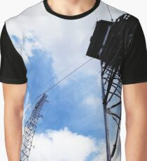 Sky Scrapers Graphic T-Shirt