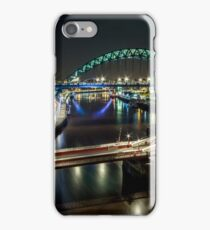 The Tyne Bridge Panoramic iPhone Case/Skin