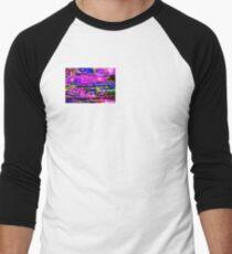 DISC DISCO Men's Baseball ¾ T-Shirt
