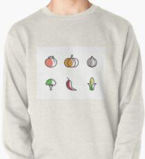Fresh Vegetables Pullover