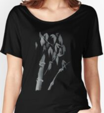 Bamboo negative Women's Relaxed Fit T-Shirt