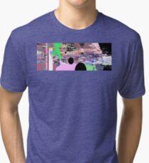 DARK SEA #12 Tri-blend T-Shirt