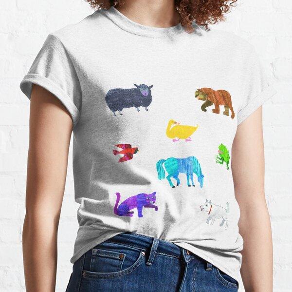brown bear brown bear Classic T-Shirt
