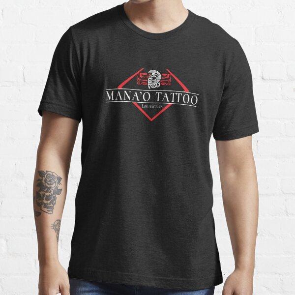 Mana'o Tattoo Los Angeles Essential T-Shirt