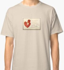 Soulmates Wrapped In A Blanket of Love Classic T-Shirt
