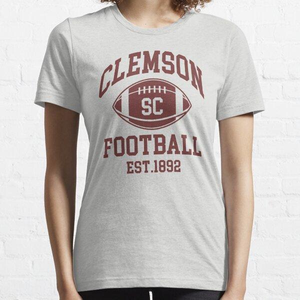 Fútbol Clemson Camiseta esencial
