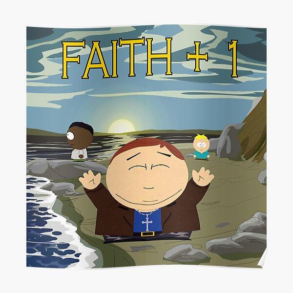 Faith + 1 cover Poster