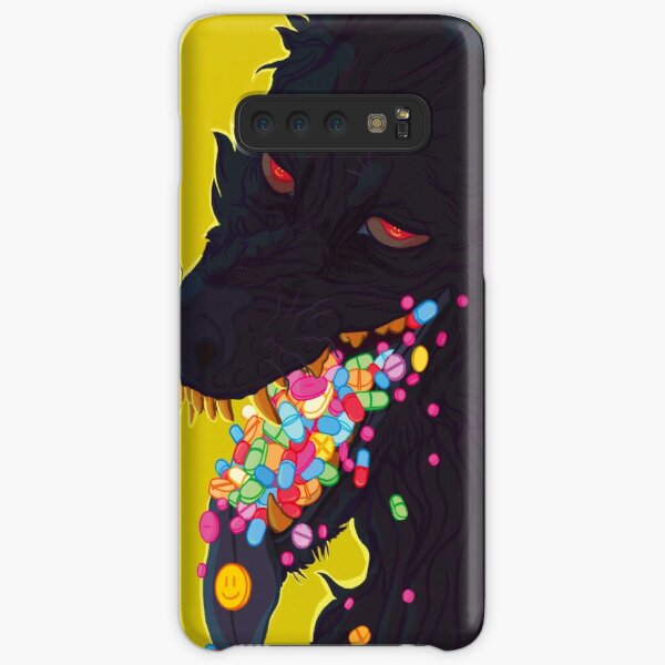Chemical happiness – by purkissaART Samsung Galaxy Snap Case