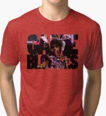 GAME, BLOUSES! Tri-blend T-Shirt