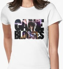 GAME, BLOUSES! Womens Fitted T-Shirt