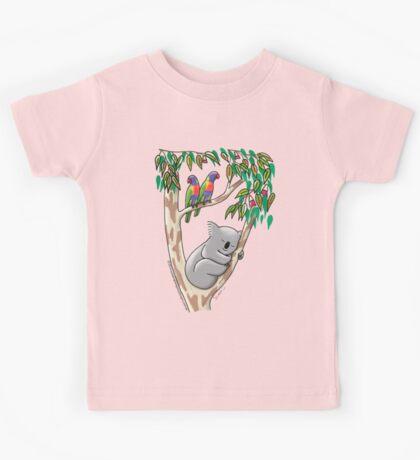 Sweet Dreams Sleeping Koala Kids Clothes
