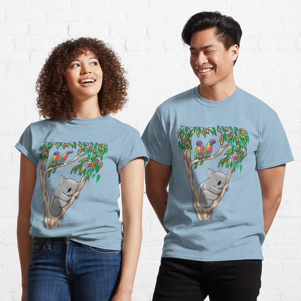 Sweet Dreams Sleeping Koala Classic T-Shirt