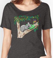 Sweet Dreams Sleepy Koala Women's Relaxed Fit T-Shirt