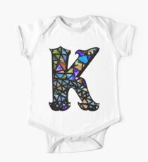 Letter K Kids Clothes