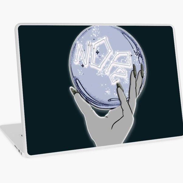 magical ball says nope Laptop Skin