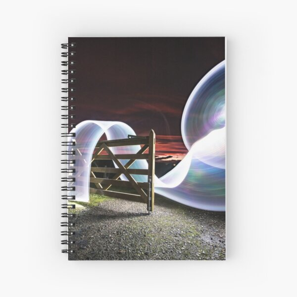 The Leap Spiral Notebook